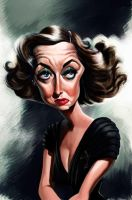 Bette Davis by bogdancovaciu