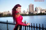 Central Park in Style III. by Honeyhair