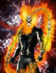Commission Ghost Rider by byron179