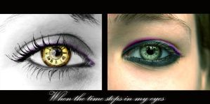 When the time stops in my eyes by moro003