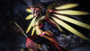 Mercy Wallpaper by Jerememez
