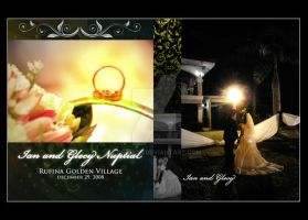 Ian And Glecy Nuptial by lordMon