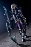 League of Legends Diana by niaeleclya