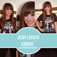 +Demi pack candid by MarianaBeadles