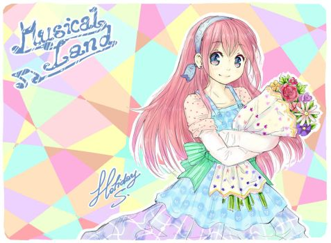 Musical Land by Holiday-Day