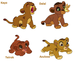 lion king six new adventures pdf