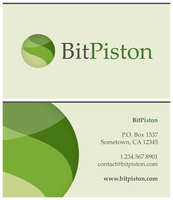 BitPiston cards by Ankle