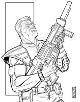 Cable Commission by Supajoe