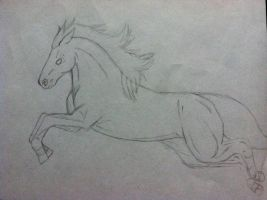 My Best Sketch Ever! by StableDaydreams