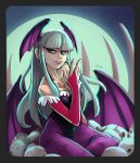 BA - Morrigan by shoze