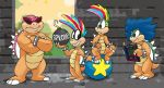 koopa kids by DM404