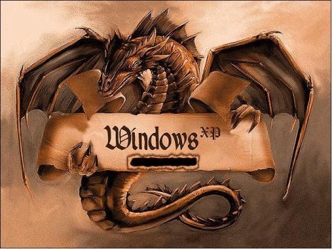 DragonXP BootScreen for Tuneup by dncube