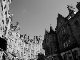 Edinburgh Buildings by Estruda