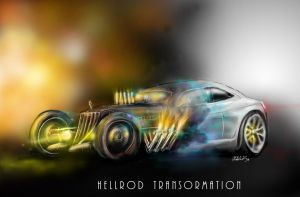 HellRod Transformation by HorcikDesigns