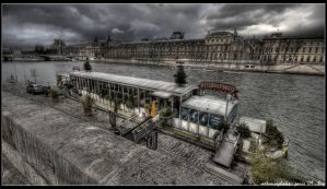 paris - metamorphosis by haq