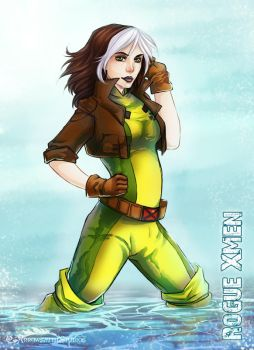 Rogue by ladyarrowsmith