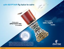 Egypt air double daily 2 by Ahmadrefaat