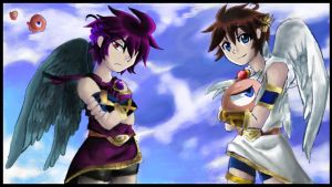 Pit and Dark Pit by DazzlingPersonalitiy