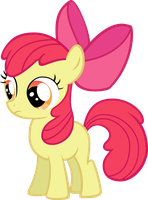 Apple Bloom vector by Piolet231