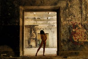 Playing in the Sanatorium II by PeterLime