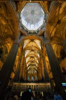 Barcelona Cathedral by KYAV