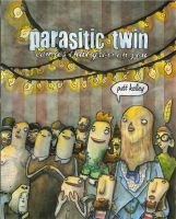 Parasitic Twin book 2 by PattKelley