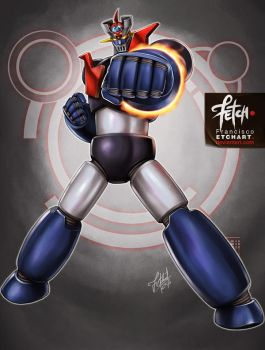 1/32 Robots / MAZINGER Z by FranciscoETCHART