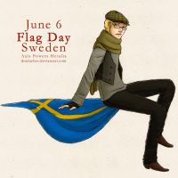 APH: Sweden - June 6 by dontachos