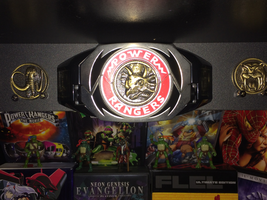 Power Rangers Toy Collection 002: Power Morpher by AnutDraws