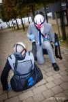Get the FUCK up! - Payday 2 Cosplay by Creative-Connection