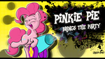 Pinkie Pie Brings The Party! Super Smash Bros. by CreativPony