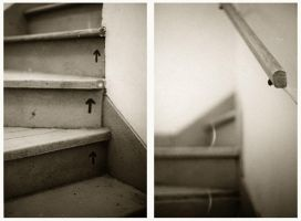 Stairway Up by lovetoast