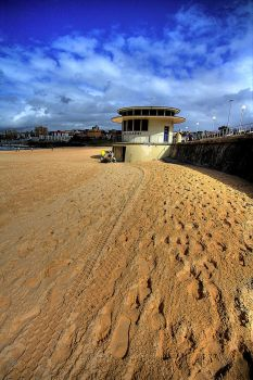 The Sands of Bondi by Sun-Seeker