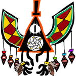 Dream catcher Bill Cipher by GNGTNT105