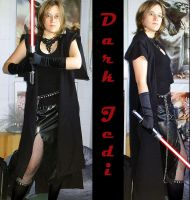 Dark Jedi clothes by Sofie3387