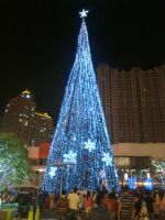 - The Christmas Tree - by chazzilious