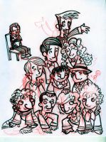 Doctor Whoman Pyramid by raisegrate