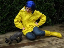 Coraline Costume 7 by msventress