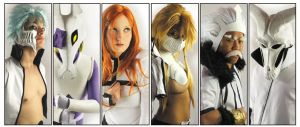 bleach  cosplay by sakura-party