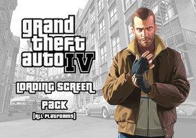 GTA IV Loading Screen Pack by XM94