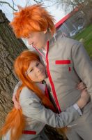 IchiHime by Milchwoman