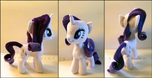Final Regular Pony Pattern by Serenity-Sama