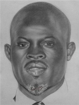 Djimon Hounsou by bengray94