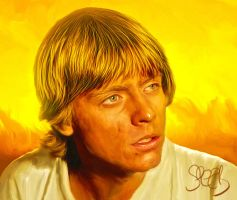 Star Wars Luke Skywalker by Mark Spears by markman777