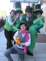 Kumoricon 2012 Once-lers by xxninjacookie