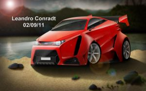 Ford X-Treme Concept PS Brushe by leandroconradt95