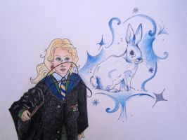 Luna Lovegood's Patronus by snoopy114