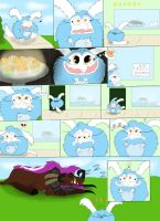 Event 5 - The Great Muffin Caper by WildheartTheWarrior
