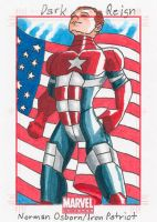 DR - Iron Patriot by KerrithJohnson