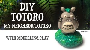Tutorial: Totoro [My Neighbour Totoro] by totacreation